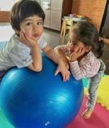 Kareena, Soha share Raksha Bandhan spirit with pic of Taimur, Inaaya