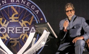 When Big B went on his knees for Sangeeta Ghosh