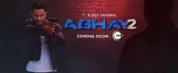Kunal Kemmu 'very excited' about 'Abhay 2'