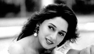Madhuri shares throwback image with lockdown message