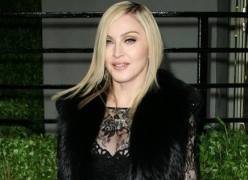 Madonna throws pre-prom party for daughter