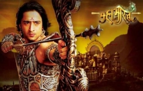 Pandavas to fight with Indra Dev