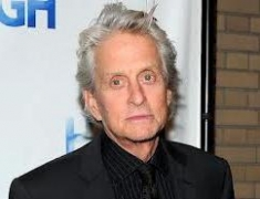 Michael Douglas wins best actor Golden Globe for 'Behind…'