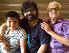 Music composer Pritam's father passes away