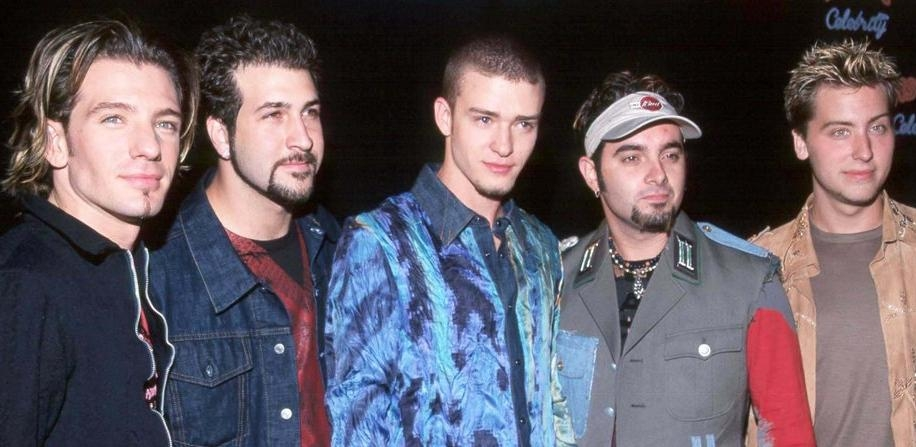 Lance Bass wants show on 'N Sync
