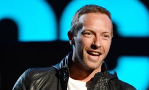 Chris Martin 'in love' with Lawrence