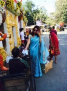 Payal Ghosh gives out sanitisers, masks, flags to celebrate Independence Day