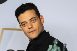 Rami Malek 'moving to London to start family' with girlfriend