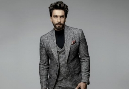 Ranveer Singh's grandfather is a stylish man