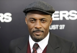 Idris Elba happy about directorial debut