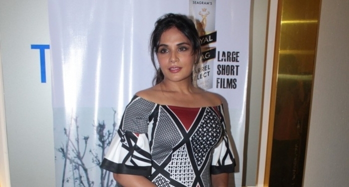 Richa Chadha reveals why she decided to produce films