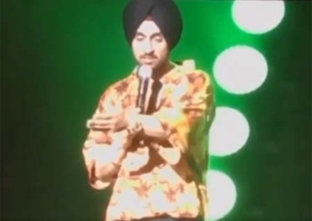 When Diljit Dosanjh was too happy to sing a sad song