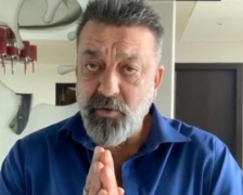 Sanjay Dutt posts video urging all to stay indoors during lockdown