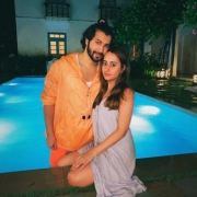 Varun Dhawan to girlfriend Natasha: Wont be afraid as long as you stand by me