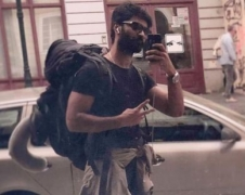 Atharvaa misses 'backpacking solo'