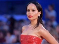 Why Zoe Kravitz is concerned about returning to 'The Batman' set